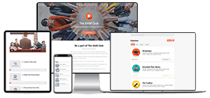 The KAM Club is a private learning community helping busy account managers get results.